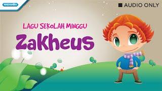 Gambar cover Zakheus - Lagu Sekolah Minggu - Outbox Jr (Audio)