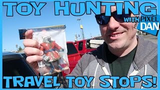 TOY HUNTING with Pixel Dan - Travel Toy Stops in Kentucky and Indiana!
