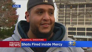 Mercy Hospital Shooting Witness