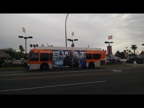 Los Angeles County Metropolitan Transportation Authority 2016 New Flyer XN40 #4068