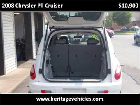 2008 Chrysler Pt Cruiser Used Cars Farmington