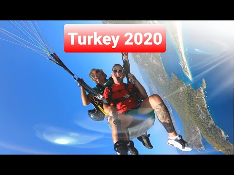Para Gliding Olu Deniz September 2020 Liberty Hotels Lykia Tui Holiday