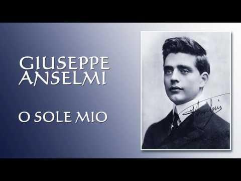 O sole mio - Giuseppe Anselmi - 1907 / cleaned by Maldoror