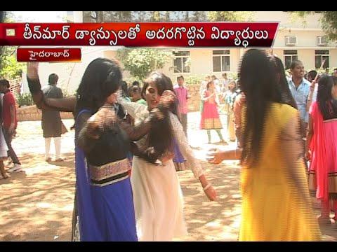 Cultural Fest in CBIT College Gandipet,Hyderabad