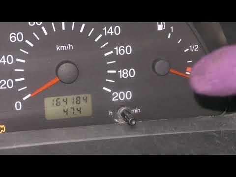 Стрелка уровня топлива в баке автомобиля не работает Куда копать Совет Авто электрика Вариант второй