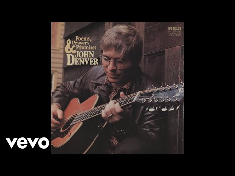 John Denver  Sunshine On My Shoulders Audio