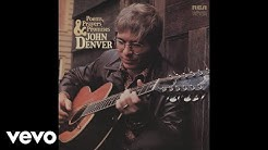 John Denver - Sunshine On My Shoulders (Official Audio)