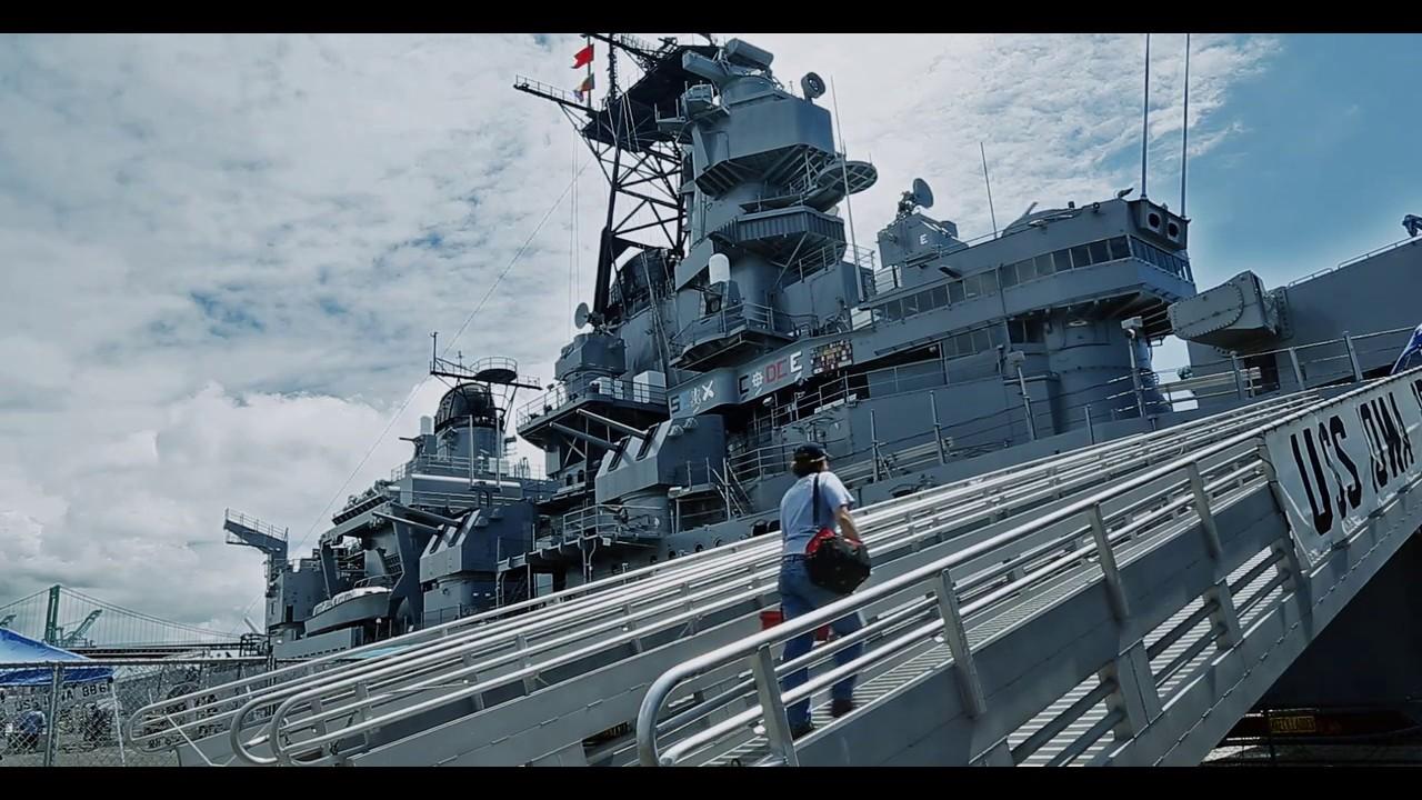 Ben Jackel: USS IOWA (2017)