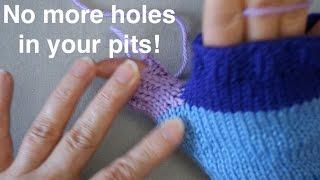 Tips & Tricks Thumbpits and Armpits