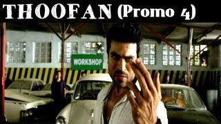 Thoofan Telugu Movie (Zanjeer) Dialogue Promo #4 - Ram Charan, Priyanka Chopra, Prakash Raj