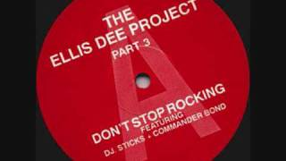 The Ellis Dee Project (Part 3) - Don