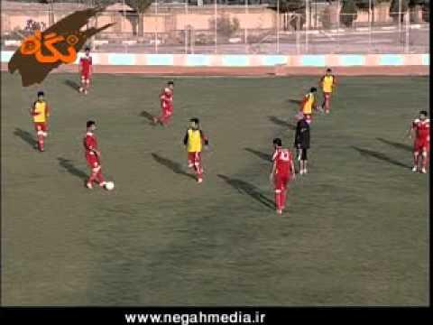 دانلود گزارش فوتبال با لهجه همدانی