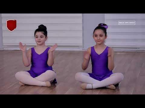 "Ballet With Natalia On Cambridge TV (8) - بەرنامەی "" بالێ لەگەڵ ناتالیا"" لە کەناڵی کامبرێج ئەلقەی ٨"