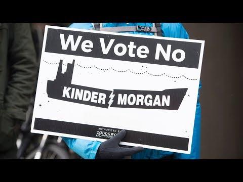 Trans Mountain pipeline faces major court set back