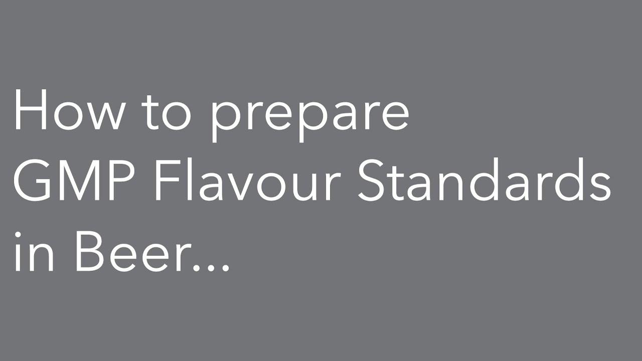 FlavorActiV Beer Sensory Management