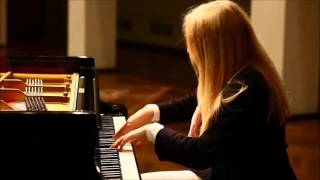 Beethoven - Moonlight Sonata 2nd movement (Allegretto) - Valentina Lisitsa