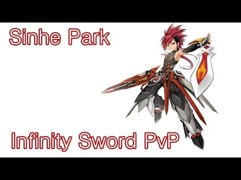 [Elsword KR] Infinity Sword 1:1 PvP Arena