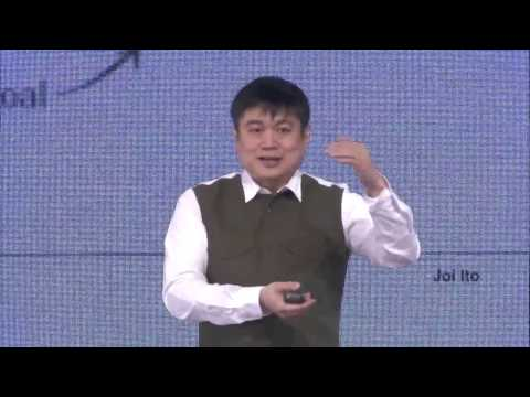 """Joi Ito """"Do-Fest"""" talk in Marrakech on Climate, Fiddling with Systems and Violins"""