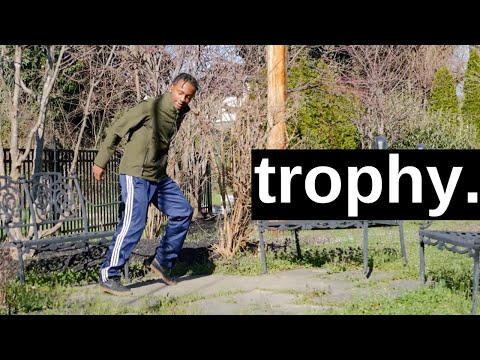 Jaden Smith - TROPHY V6 (Dance Freestyle by Diavion) #TheVative