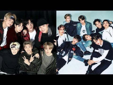 BTS and EXO Nominated at 2018 iHeartRadio Music Awards, to Perform Live at the Ceremony?