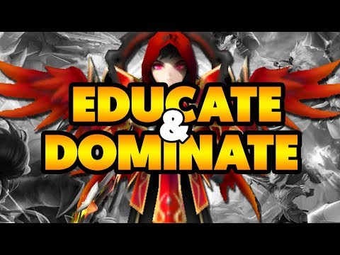 EDUCATE AND DOMINATE: RTA Strategy with ShadowSteelX!