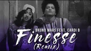 Finesse || Bruno Mars feat Cardi B || Traducida al español