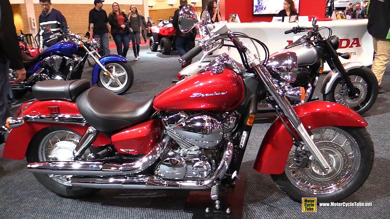 2016 Honda Shadow Aero 750 - Walkaround - 2016 Toronto Motorcycle ...