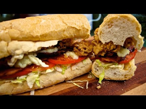 Gulf Coast BLT Sandwich Recipe