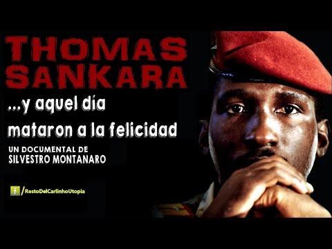 """Thomas Sankara """"...y aquel día mataron a la felicidad"""" (sub Esp)"""