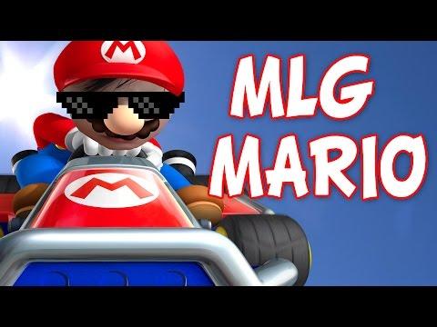 MLG MARIO | Mario Kart 8 #3 (WiiU)