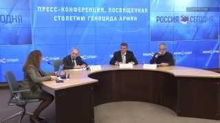 Турция признает Геноцид армян - это неизбежный процесс