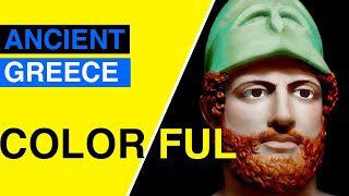 GREECE - ancient art wasn't  black&white(Its a video about ancient art, every statue had colors. by Amarildo Topalis., 2009-12-09T18:34:18.000Z)