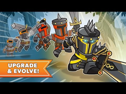 Tower Conquest (Part 3) Strategy Defense Games Videos games for Kids