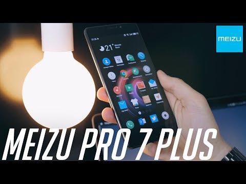 Meizu Pro 7 Plus — обзор плюсов и минусов