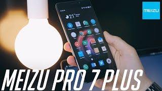 БЕРЁМ? Необычный Meizu Pro 7 Plus — обзор плюсов и минусов