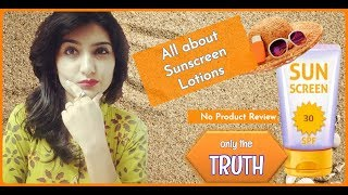 How to use Sunscreen Lotion   Best Sun Screen Lotions   Complete protection from Tanning, Sunburn