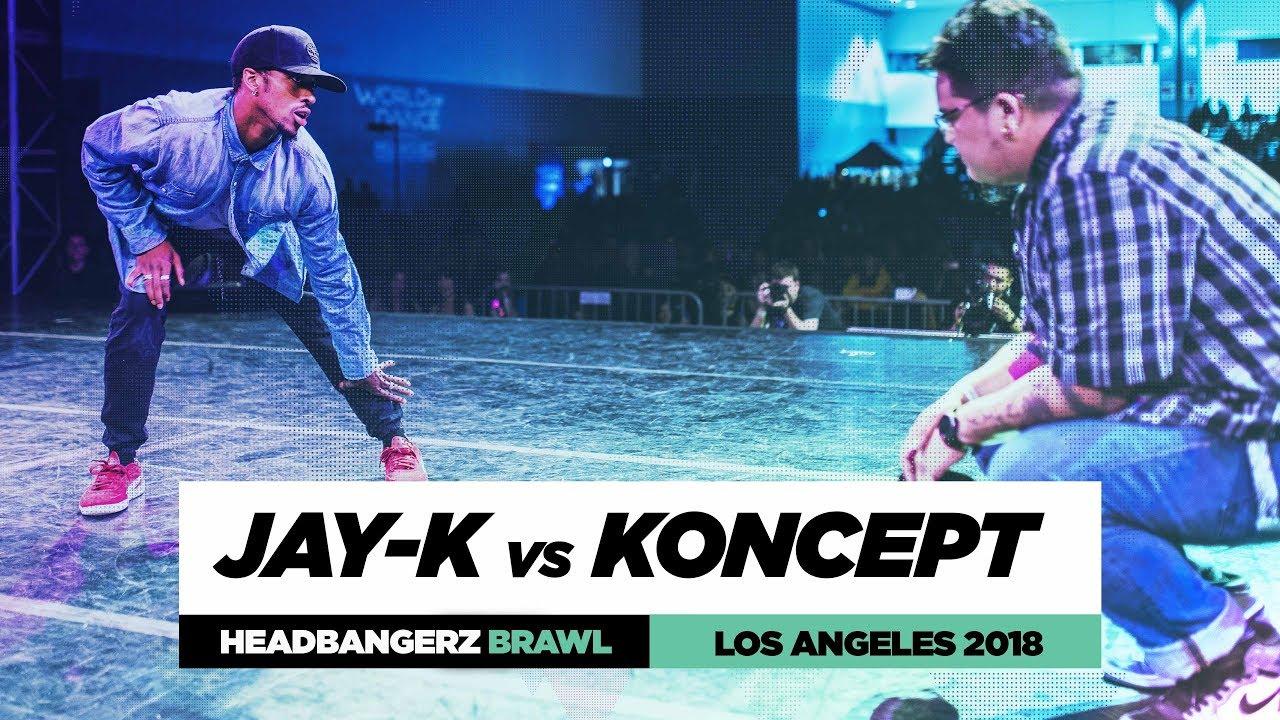 Headbangerz Brawl Finals | World of Dance Los Angeles 2018
