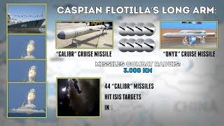 Каспийская флотилия ВМФ России – какие силы защищают интересы России в Каспии и от каких угроз.