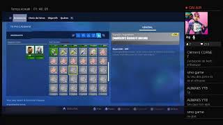 Live Fortnite save the world! I'm winning guns! Go 150 abos!