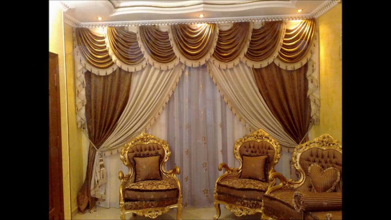 Royal Bedroom Furniture With Yellow Curtain Interior Design Ideas For Best Decorations