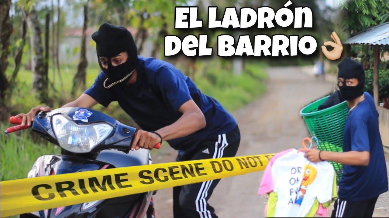 ME ACUSAN DE LADRÓN EN EL BARRIO ( final inesperado ) 😳