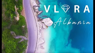 Vlora, Albania by Drone