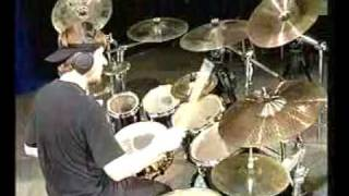Evergrey - A Touch of blessing DRUMS