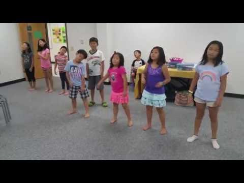 VBS Dance to Sparrows by Jason Gray