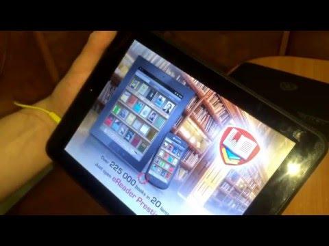 Ремонт планшета Prestigio PMP 5080 CPRO