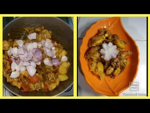 Chicken Bhuni | Chicken Kasa