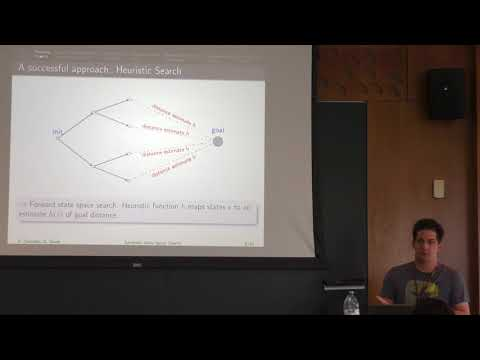 ICAPS 2017: Tutorial: Alternatives to Explicit State Space Search: Symbolic Search