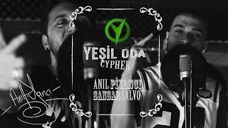 Anıl Piyancı & Sansar Salvo - Yeşil Oda Cypher