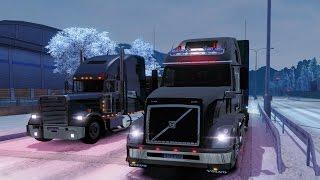 Euro Truck Simulator 2 - #173 - Update 1.22 Public Beta [World of Trucks Contract]