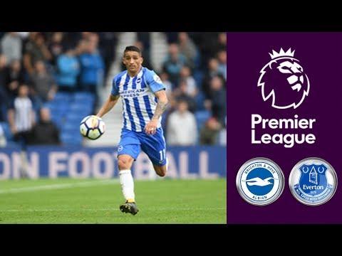 Brighton & Hove Albion vs Everton ᴴᴰ 15.10.2017 - Premier League | FIFA 18